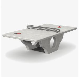 теннисный стол из бетона в киеве